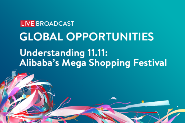 Make sense of world's biggest shopping festival