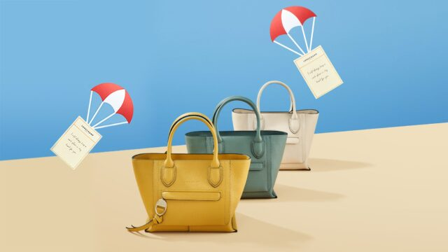 Bags of potential – Longchamp shows value in new launches
